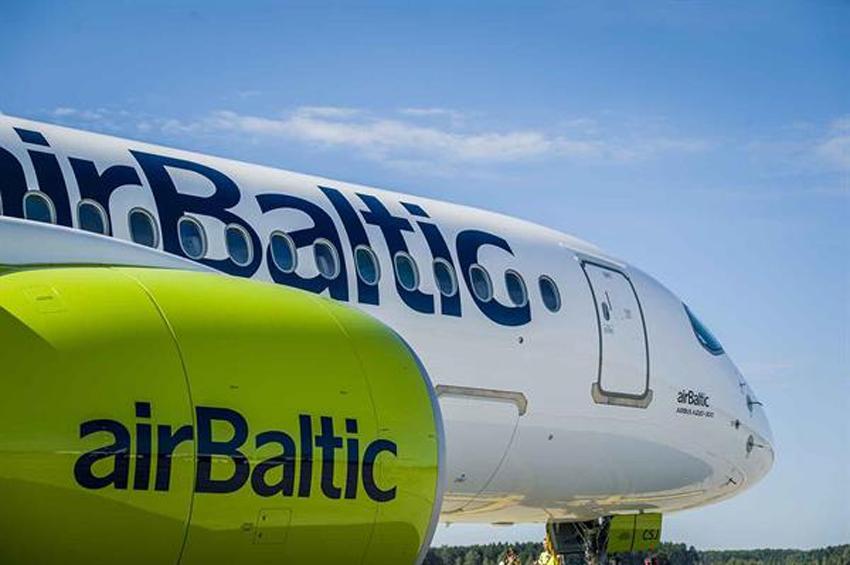 แอร์บัสเริ่มนำ เอ220 บินสาธิตไปทั่วโลก