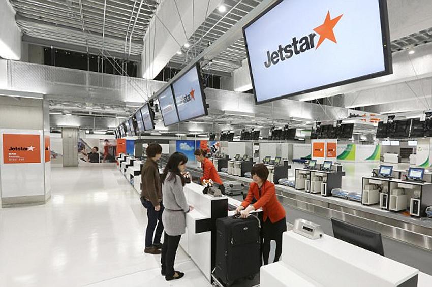 Jetstar มอบสิทธิเพิ่มขึ้นแก่ผู้โดยสารที่ขึ้นเครื่องบินก่อน