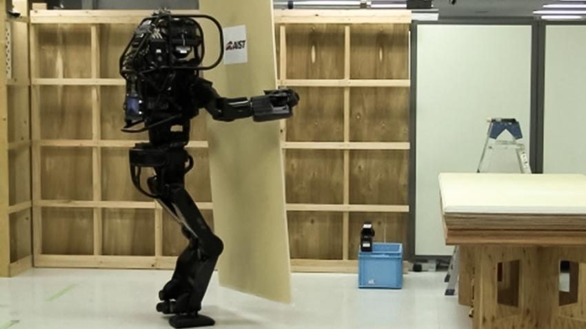 AIST มุ่งพัฒนาหุ่นยนต์ฮิวแมนนอยด์แทนที่แรงงาน