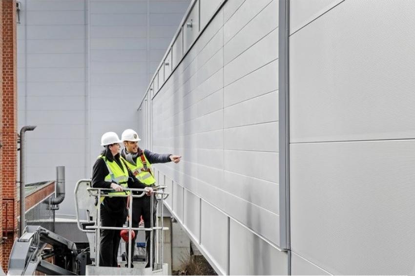 Porsche ทดสอบเทคโนโลยีโรงงานเพื่อสิ่งแวดล้อม
