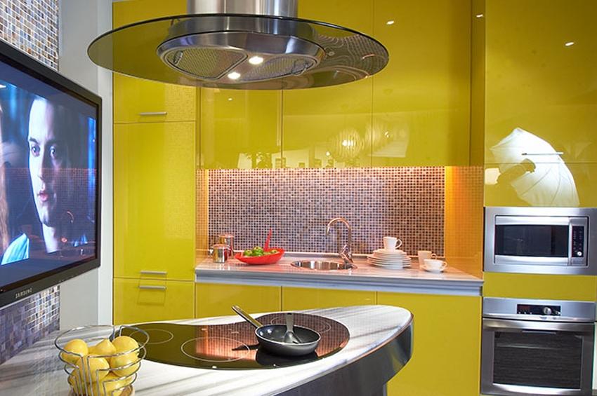 เปลี่ยนผนังรูปแบบเดิมๆ ให้สะอาดสดใสเงางามกว่า ด้วยกระจกเคลือบสีสำหรับติดผนัง Glass Wall