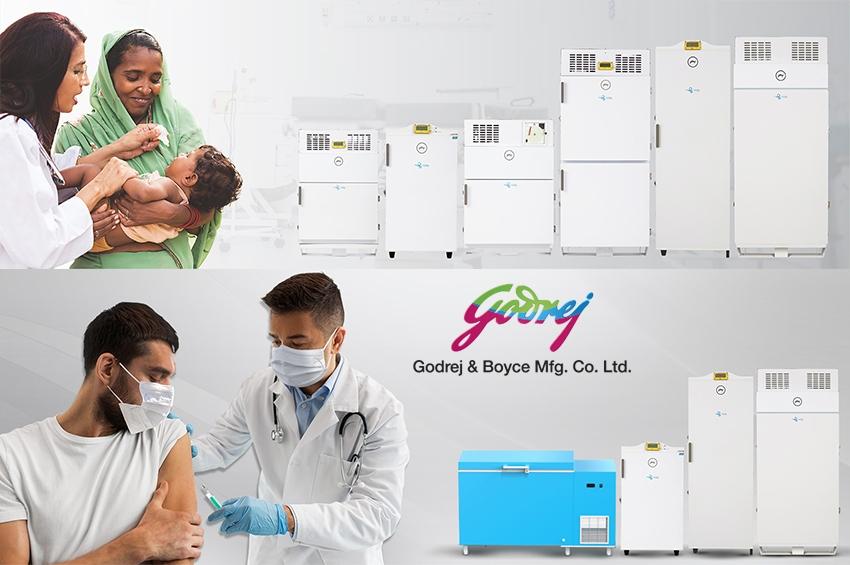 Godrej & Boyce ตั้งเป้าเสริมแกร่งระบบลูกโซ่ความเย็นสำหรับการขนส่งวัคซีนทั่วโลก