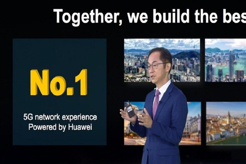 ผู้บริหาร huawei เผย 5G จุดประกายอนาคต