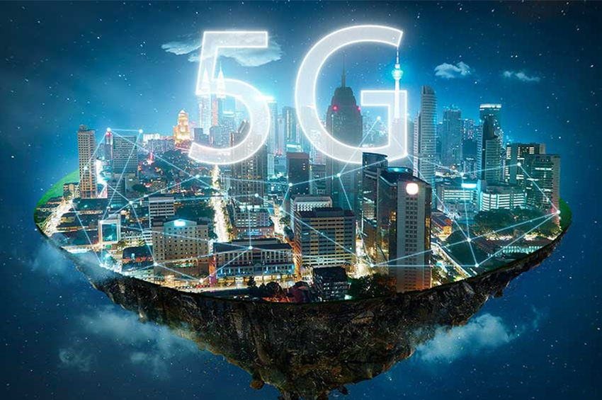 5G เทคโนโลยีเปลี่ยนโลก สู่อนาคต