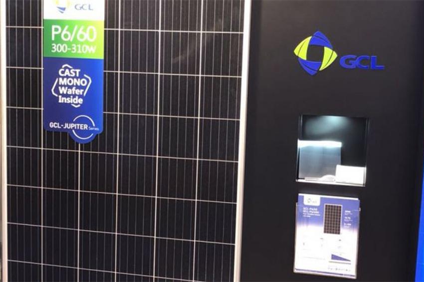 GCL-SI จัดส่งโมดูล Cast-Mono ให้โครงการพลังงานสะอาดในญี่ปุ่น