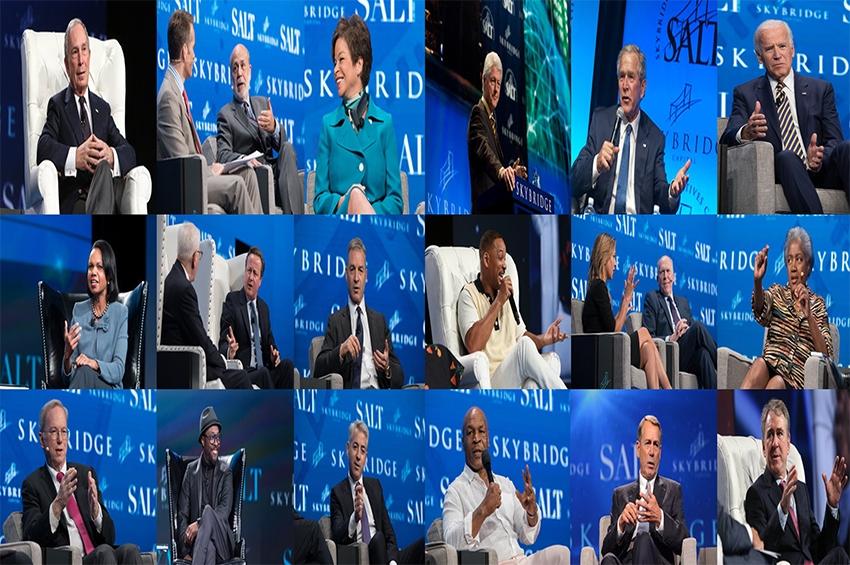 SALT จัดการประชุมผู้นำทางความคิดระดับโลก