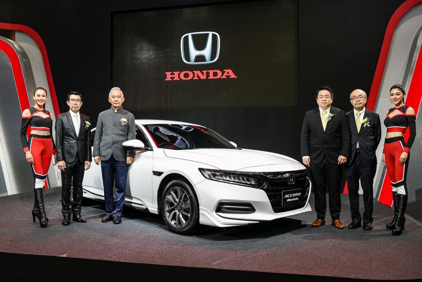 ฮอนด้า ชูไฮไลท์ All-new Honda Accord
