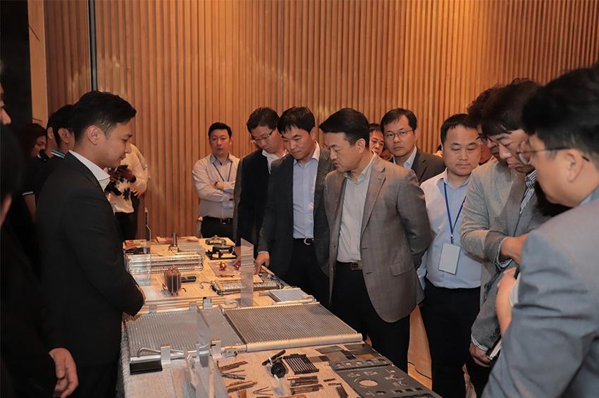 Samsung ร่วมกับ BOI เปิดรับผู้ผลิตรายใหม่