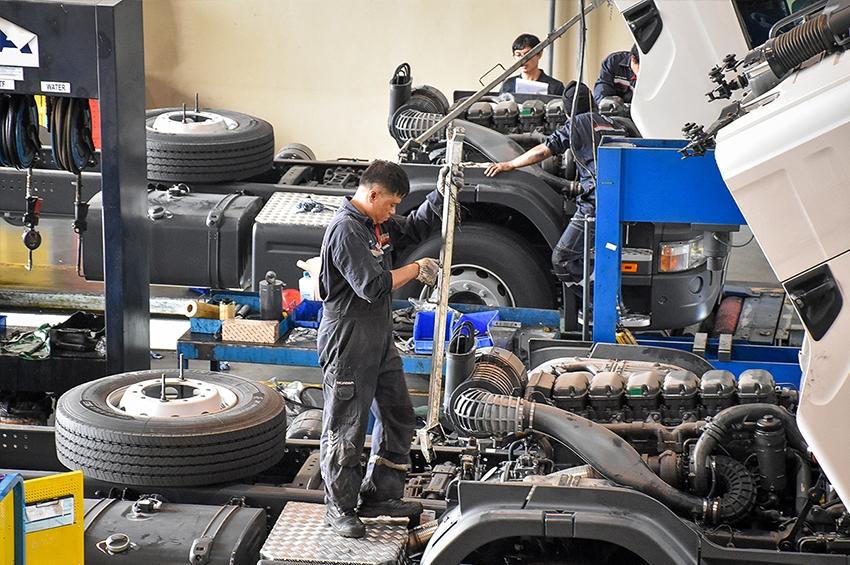 Scania ยกระดับมาตรฐานงานบริการ มุ่งเพิ่มเวลาทำกำไรให้ลูกค้า