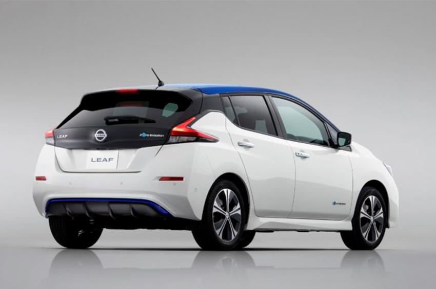 Nissan ส่งมอบ 'นิสสัน ลีฟ ใหม่' ให้แก่ลูกค้าองค์กรรายแรก