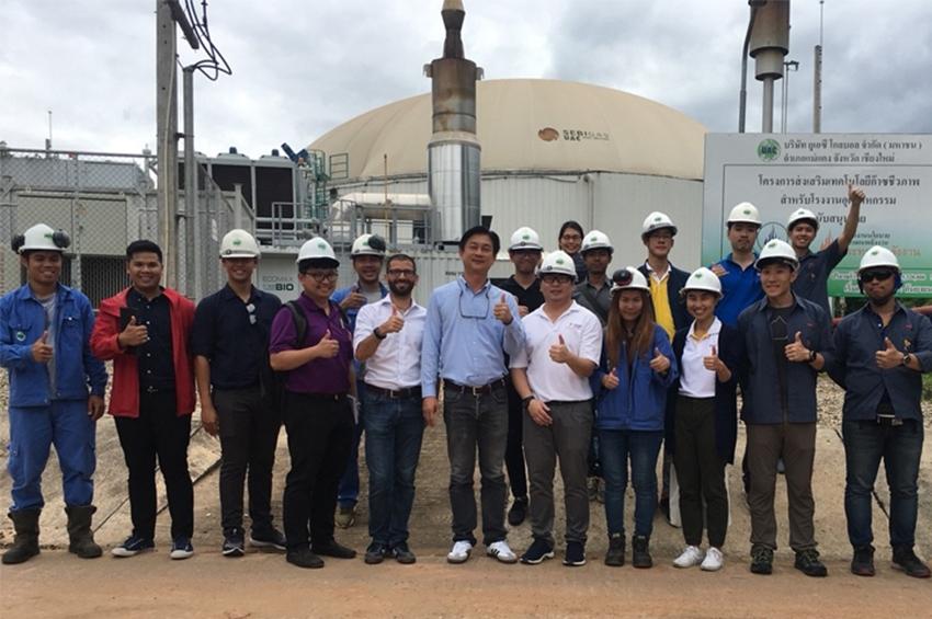 """UAC ปลื้มโรงไฟฟ้าชีวภาพ""""แม่แตง"""" คว้ารางวัลดีเด่น Thailand Energy Awards 2019"""