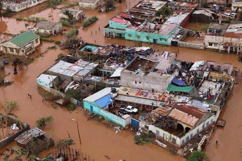"""Sasol ช่วยเหลือเหยื่อพายุไซโคลน """"อิดาอี"""" ในโมซัมบิก"""