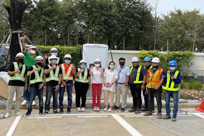 EVLOMO ทุ่ม 50 ล้านดอลลาร์สร้างสถานีชาร์จรถยนต์ไฟฟ้าทั่วประเทศไทย