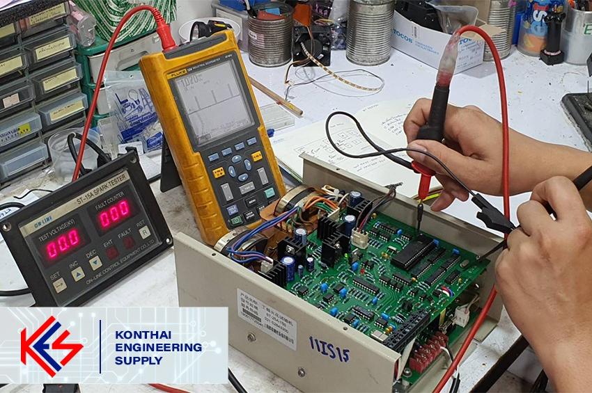 พื้นฐานการซ่อมบอร์ด ซ่อมวงจรอิเล็กทรอนิกส์ (Electronic Board Repair Services)