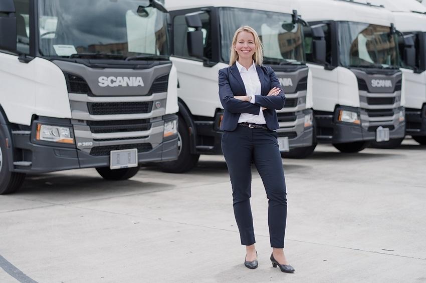 SCANIA เร่งฟื้นตลาดรถบรรทุก - รถบัสปี 2021