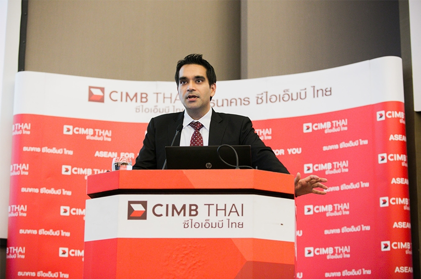 CIMBT คาดจีดีพี Q2 โต 7.8% ฟื้นตัว 6 อุตสาหกรรม