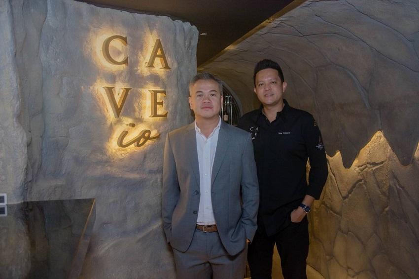 CAVE IO : สัมผัสความมหัศจรรย์อาหารแห่งโลกจินตนาการ