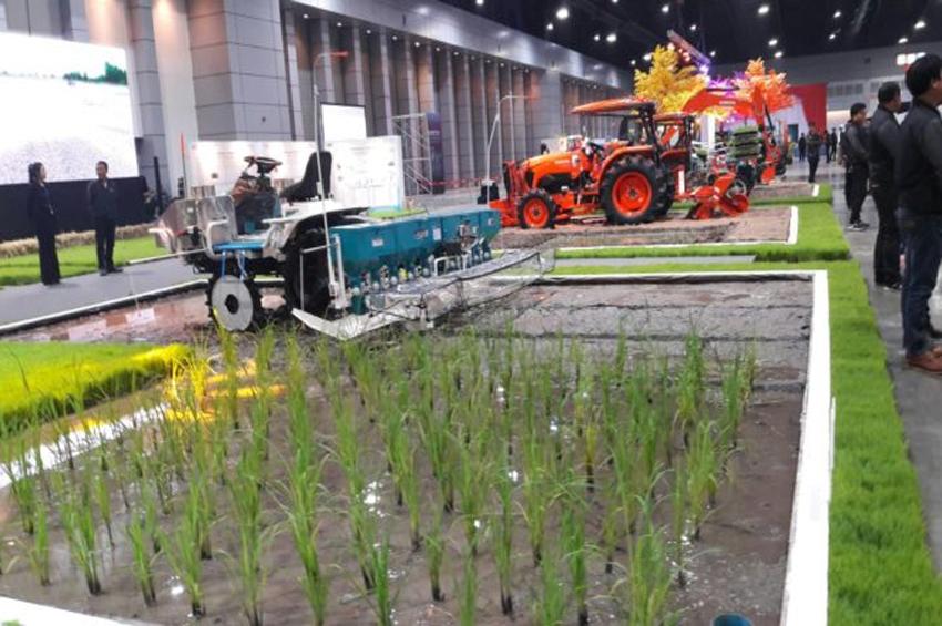คูโบต้า โชว์ระบบ KSAS-เทคโนโลยีไร้คนขับ นวัตกรรมเกษตรจากญี่ปุ่นครั้งแรกในไทย
