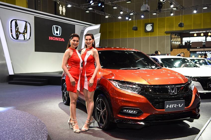 Honda จัดแสดงยนตรกรรมรวม 8 รุ่น ในงาน Fast Auto Show Thailand 2019