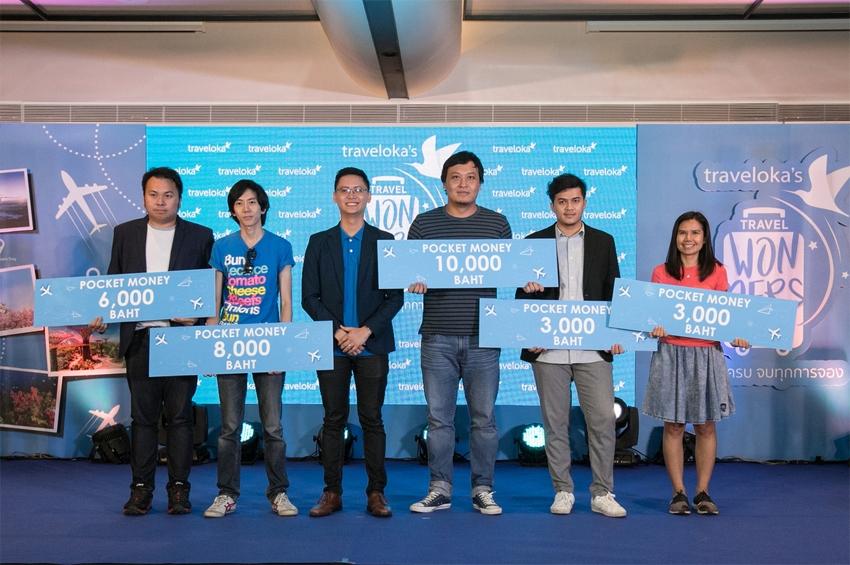 Traveloka เผยกรุงเทพ และสิงคโปร์ ครองแชมป์แหล่งท่องเที่ยวสุดฮิตปี 2018