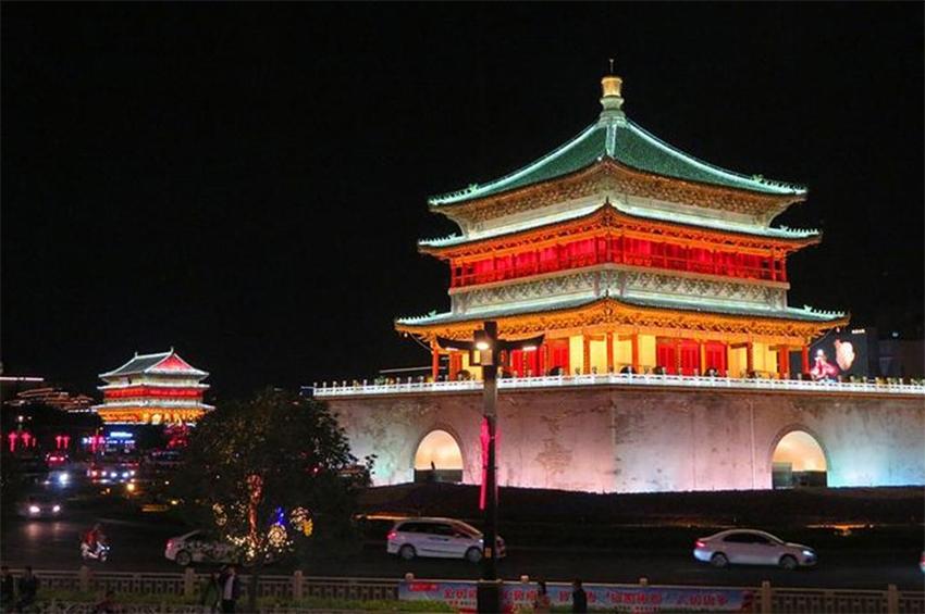 Xi'an เตรียมเปิดตัวเส้นทางทัวร์ยามค่ำคืน 30 เส้นทาง