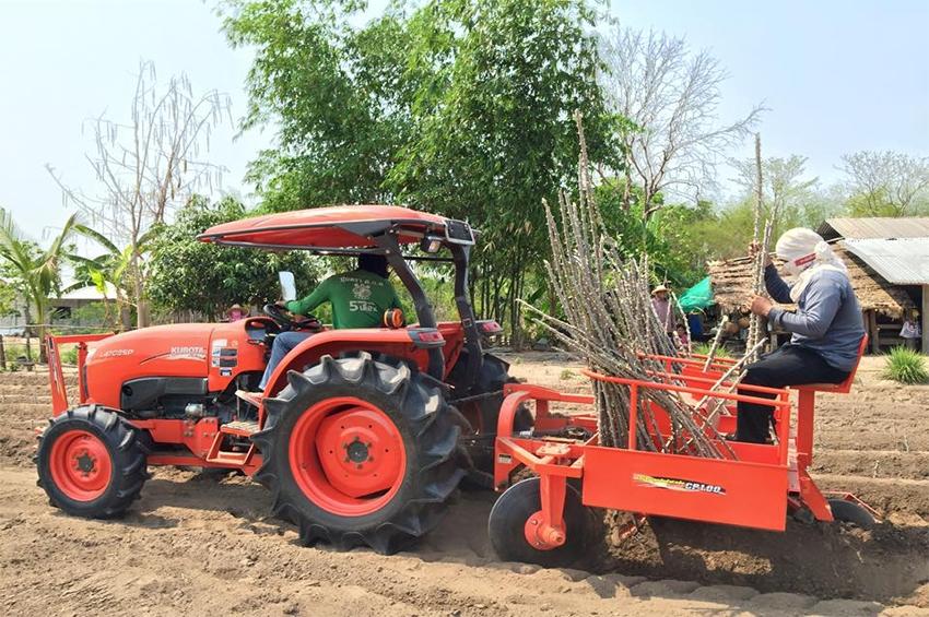 Kubota มุ่งตลาดเกษตรอัจฉริยะ หนุนเศรษฐกิจหมุนเวียน ปั้นแบรนด์ระดับโลก