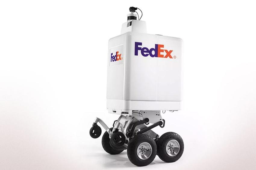 FedEx เปิดตัว SameDay Bot หุ่นยนต์ขนส่งสินค้าระบบอัตโนมัติ
