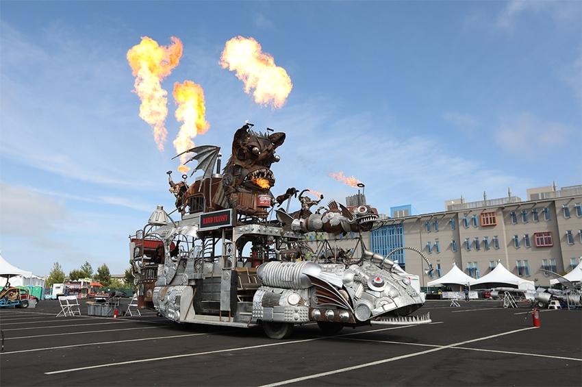 Chevron พาเยาวชนไทยบินลัดฟ้าชมงาน Maker Faire Bay Area