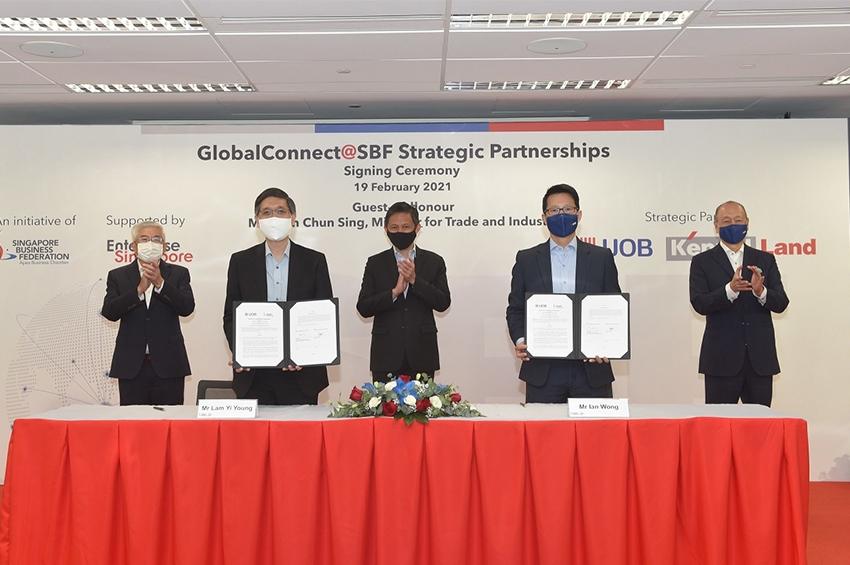 UOB จับมือ สหพันธ์ธุรกิจสิงคโปร์ ช่วยบริษัทสิงคโปร์เข้าถึงอาเซียน