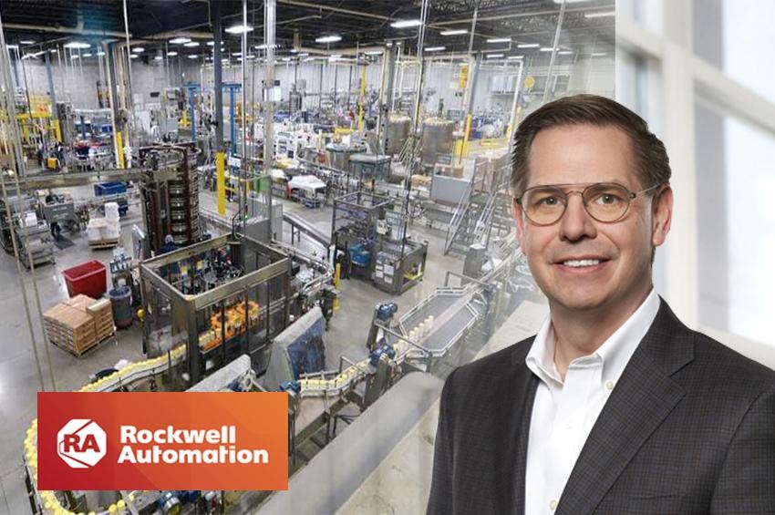 Rockwell Automation แต่งตั้งประธานบริหารฝ่ายการเงินคนใหม่