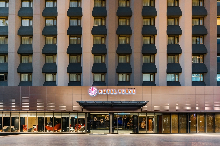 Hotel Verve จุดเริ่มต้นแห่งความมีชีวิตชีวารูปแบบใหม่ในทองหล่อ