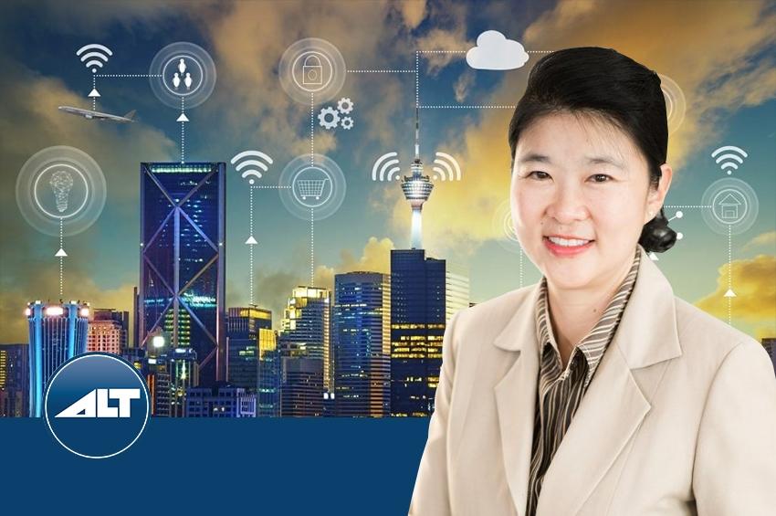 ALT ชู 4 เทรนด์ ขับเคลื่อนภาครัฐ-เอกชน วางเป้าพัฒนาเมืองสู่ Smart City