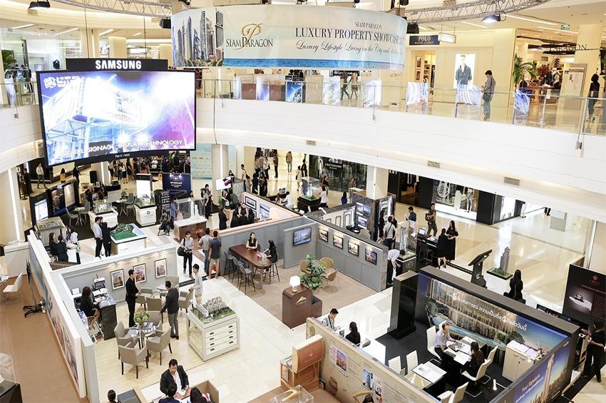 Siam Paragon Luxury Property Showcase 2018 ที่พักเหนือระดับในเมืองและบ้านพักตากอากาศระดับแนวหน้า พร้อมข้อเสนอสุดพิเศษส่งท้ายปี 8-18 พ.ย. นี้