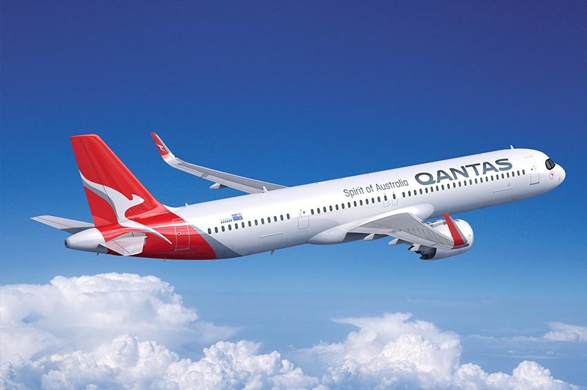 Qantas สั่งซื้อ A321XLR เพิ่มรวมยอดสั่งทั้งสิ้น 36 ลำแล้ว