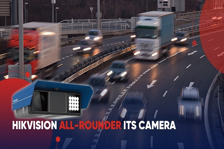 Hikvision เปิดตัวกล้องจราจรรุ่นใหม่ iDS-TCV907-BIR