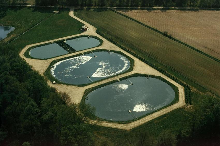 ระบบบำบัดน้ำเสียแบบบ่อเติมอากาศ (Aerated Lagoon หรือ AL)