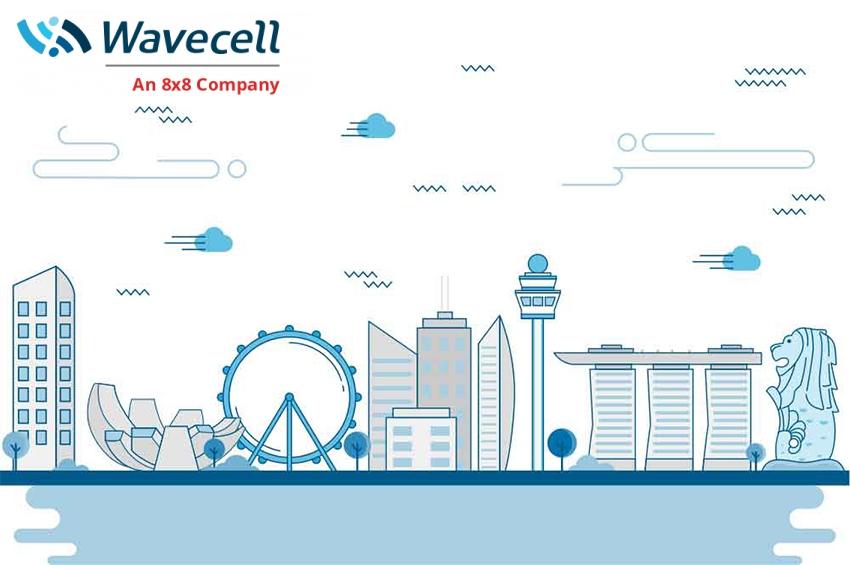 8x8 ซื้อกิจการ Wavecell