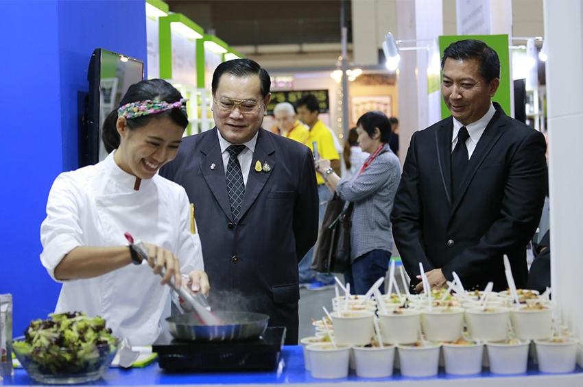 สสว. ผนึก สถาบันอาหาร พัฒนาตลาดส่งออก