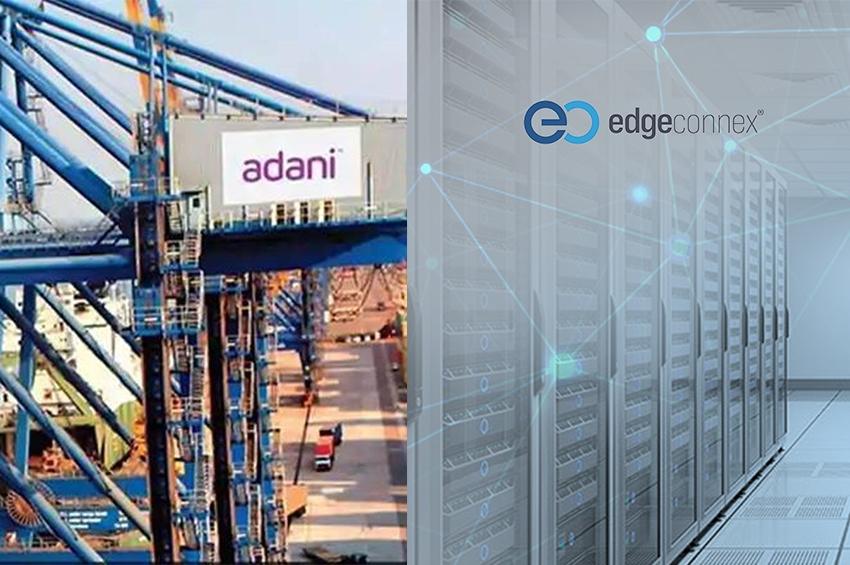 Adani Enterprises จับมือ EdgeConneX เปิดตัว AdaniConneX