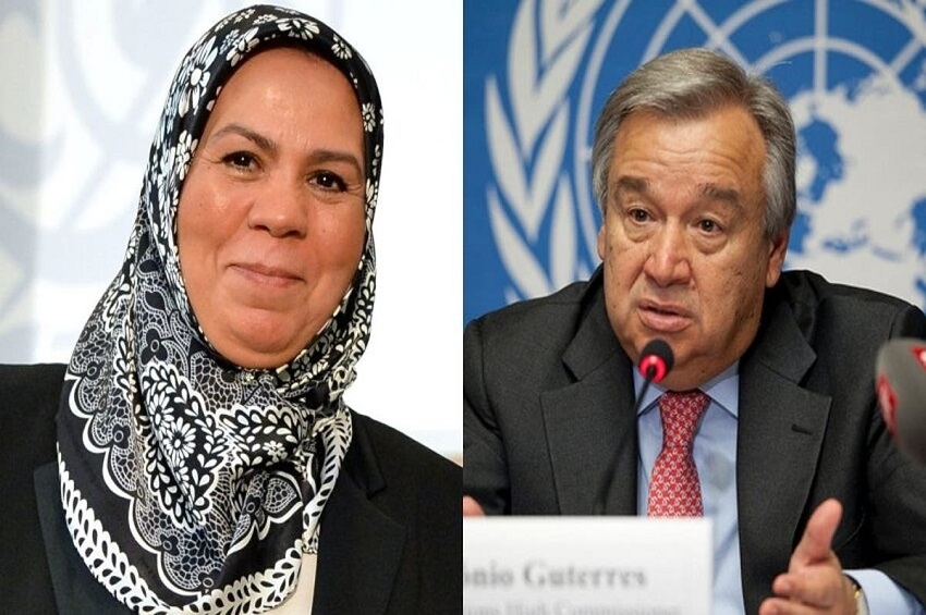 HCHF มอบรางวัล ZAHF ให้กับเลขาธิการ UN และนักกิจกรรมชาวโมร็อกโก