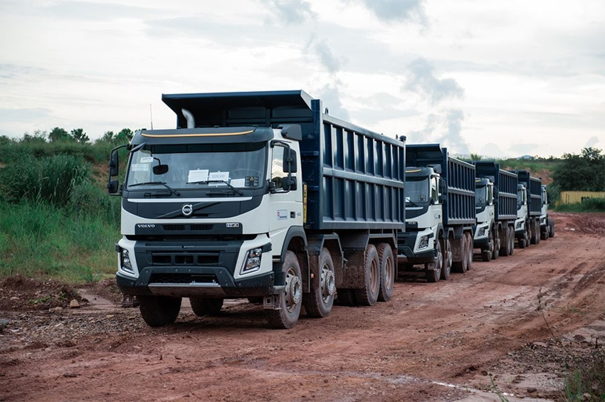 Volvo ตั้งแผนกรถบรรทุกมือสอง