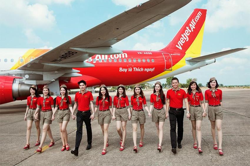 VietjetAir คว้ารางวัล Asia's Best Employer Brand 2019