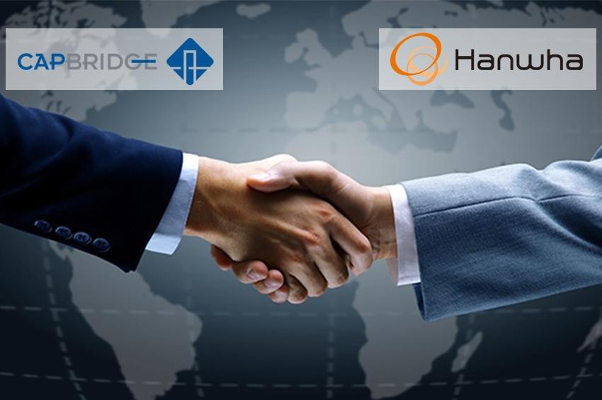 Hanwha จับมือ CapBridge พัฒนาระบบนิเวศการลงทุน