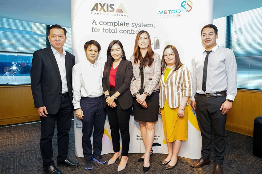 MCC จัดงาน Medium Business with Axis Camera Station