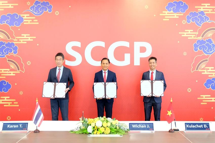 SCGP เดินหน้าลงทุน ผนึกพันธมิตรขยายฐานผลิตแพคเกจจิ้ง รับดีมานด์เวียดนาม มุ่งเป็นผู้นำอาเซียน