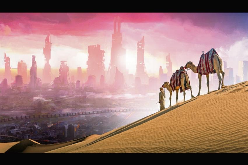 """""""NEOM"""" เมืองใหม่แห่งอนาคต 'โครงการที่ยิ่งใหญ่และท้าทายที่สุดในโลก'"""